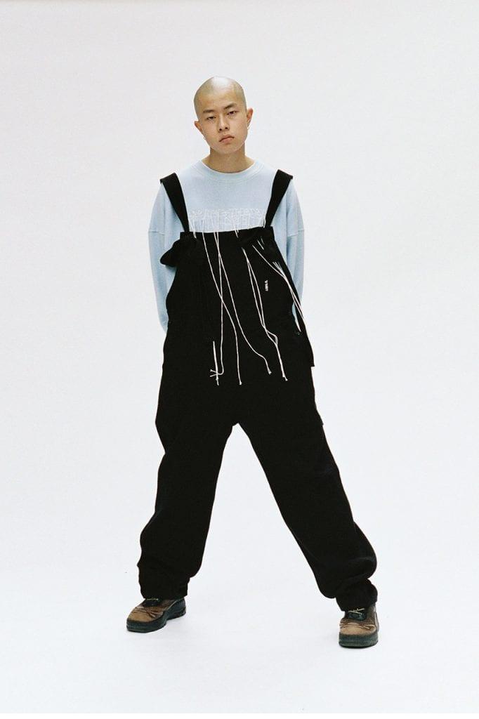 AJOBYAJO FW20 AJOBYAJO FW20 Vanity Teen 虚荣青年 Menswear & new faces magazine