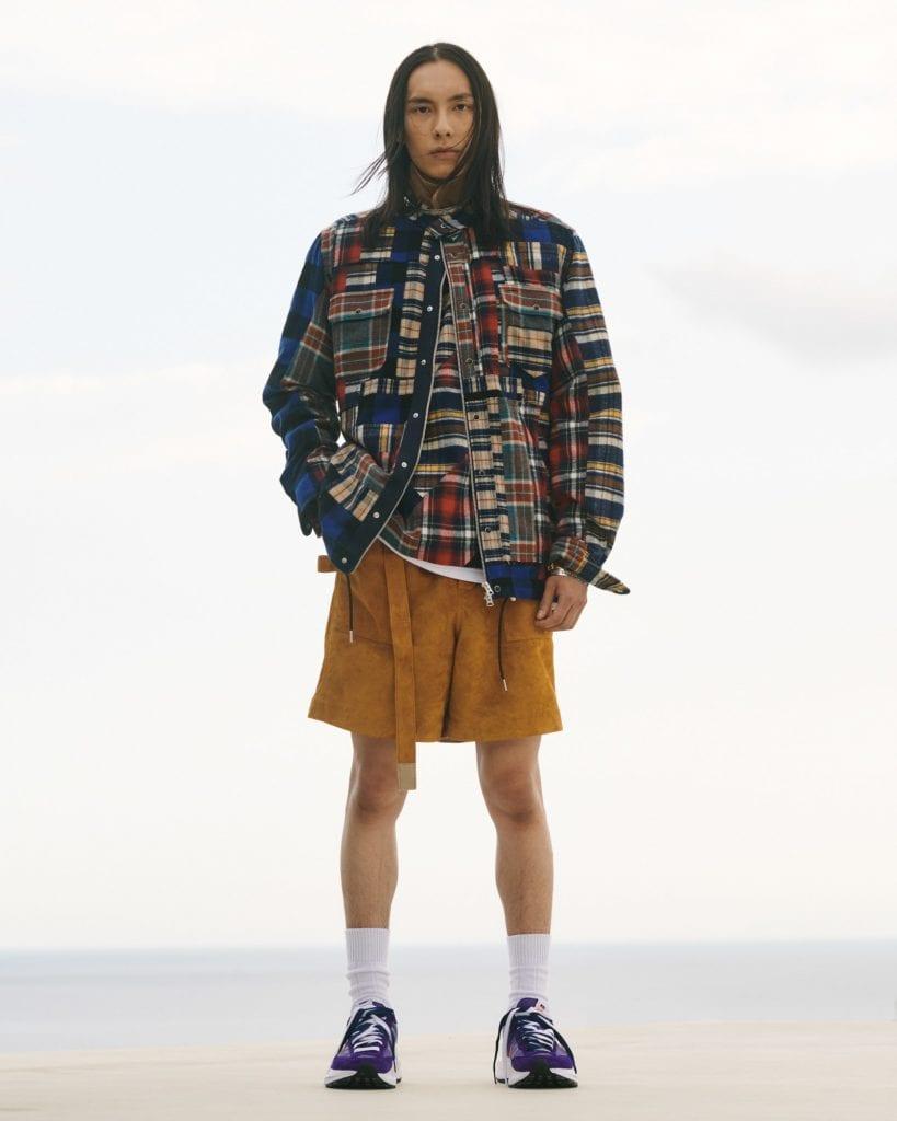 SACAI X NIKE Pre Fall 21 SACAI X NIKE Pre Fall 21 Vanity Teen 虚荣青年 Menswear & new faces magazine
