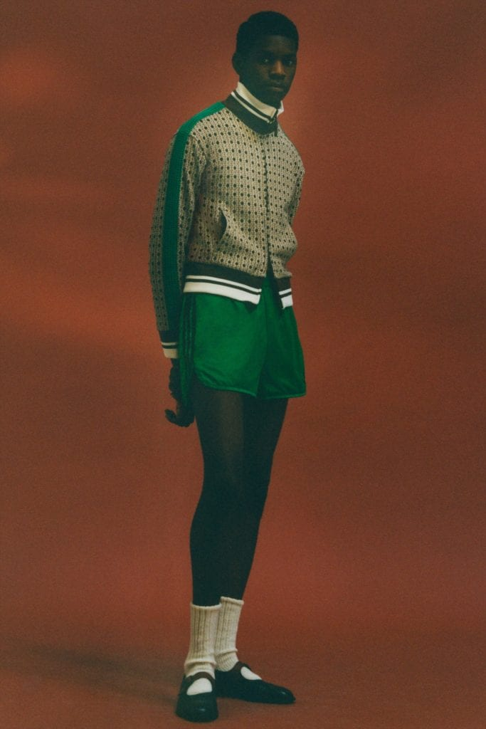 Wales Bonner SS 21 Wales Bonner SS 21 Vanity Teen Menswear & new faces magazine
