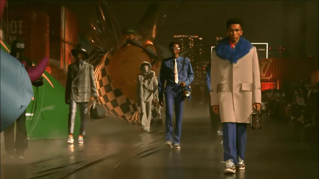 Louis Vuitton Men's SS 2021 Show in Tokyo Louis Vuitton Men's SS 2021 Show in Tokyo Vanity Teen Menswear & new faces magazine