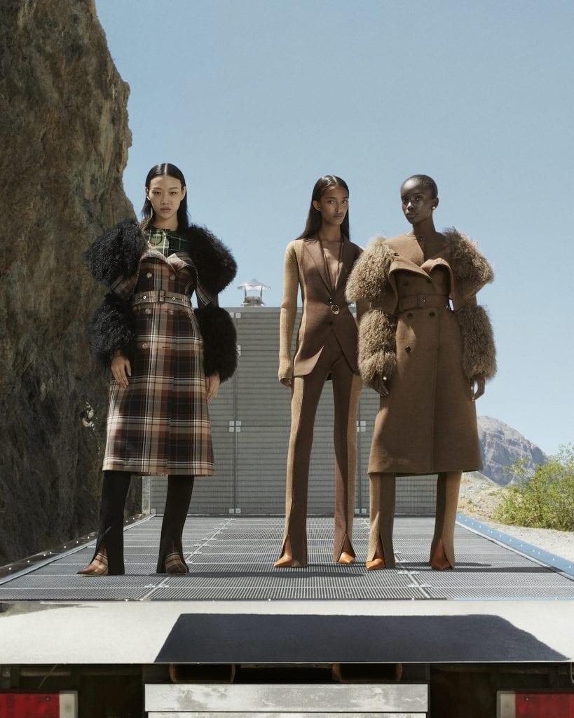 Burberry Autumn/Winter 2020 Campaign Burberry Autumn/Winter 2020 Campaign Vanity Teen Menswear & new faces magazine