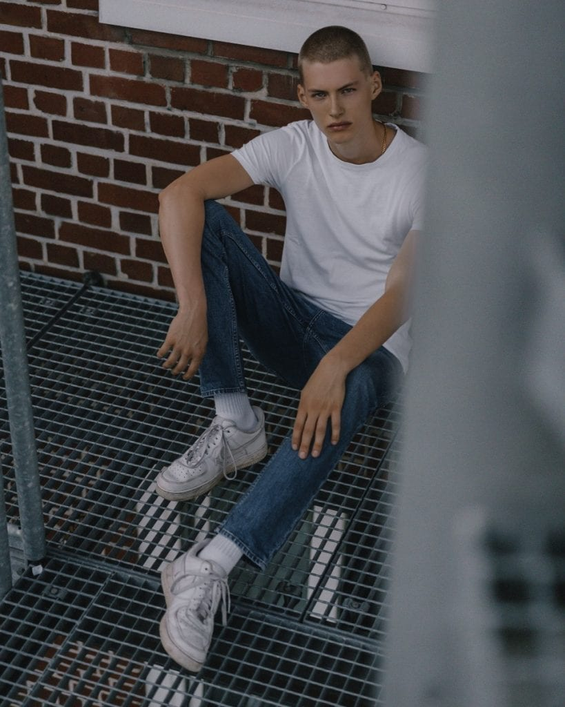 Carl Bistram by Sasha Olsen Carl Bistram by Sasha Olsen Vanity Teen Menswear & new faces magazine