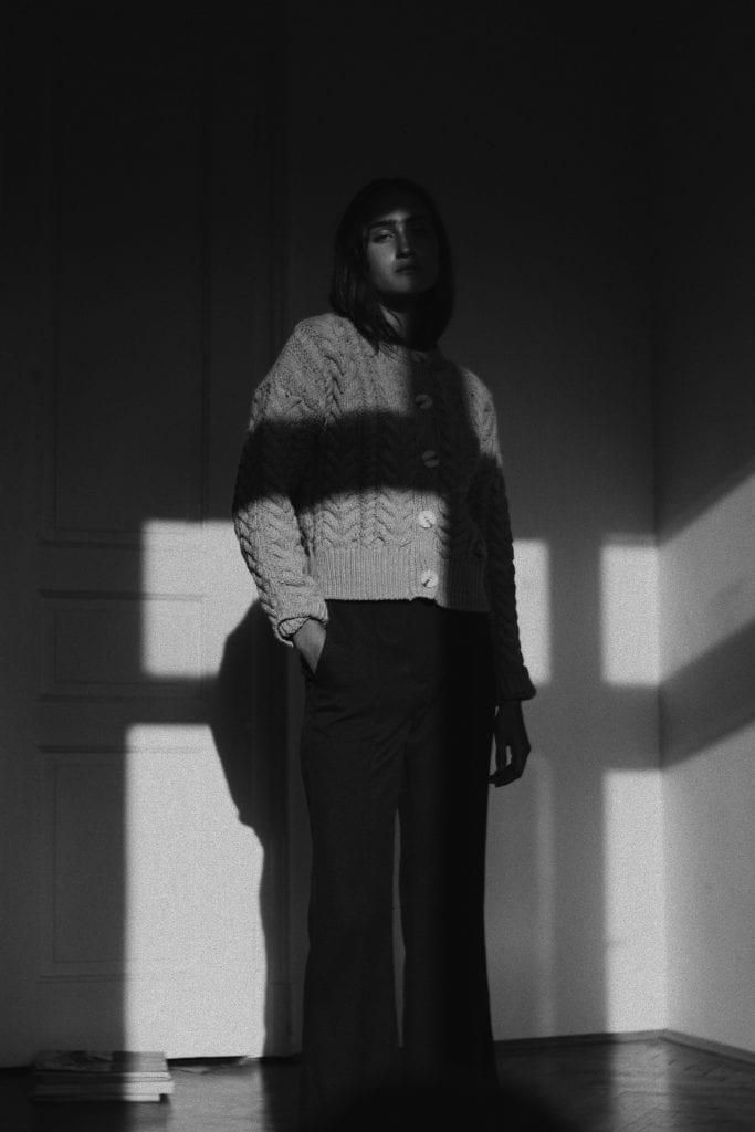 'Golden Julie' by Adam Hazucha 'Golden Julie' by Adam Hazucha Vanity Teen 虚荣青年 Menswear & new faces magazine