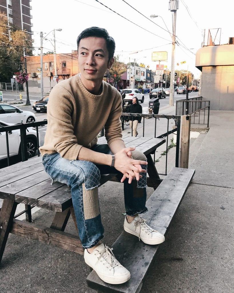Marcus Kan for Vanity Teen