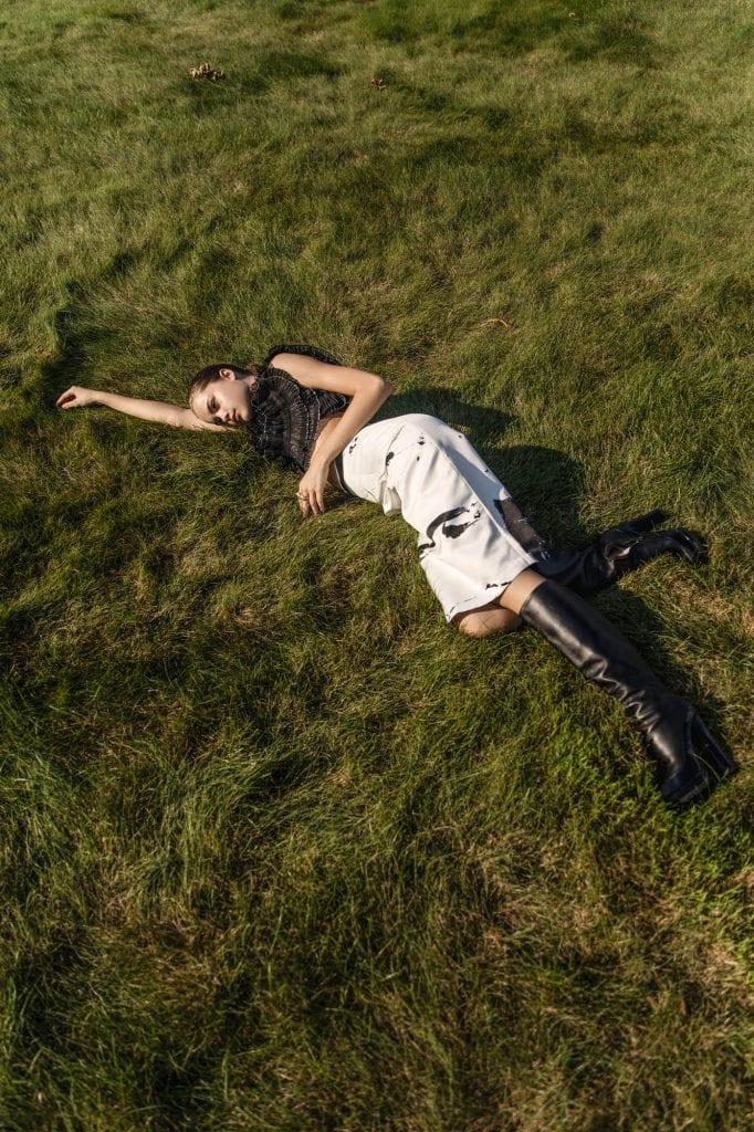 'Dream a Little Dream' by Tyler Kenny 'Dream a Little Dream' by Tyler Kenny Vanity Teen 虚荣青年 Menswear & new faces magazine