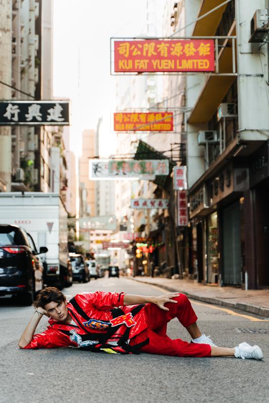 Mon to Fri by Emily Mon to Fri by Emily Vanity Teen 虚荣青年 Menswear & new faces magazine
