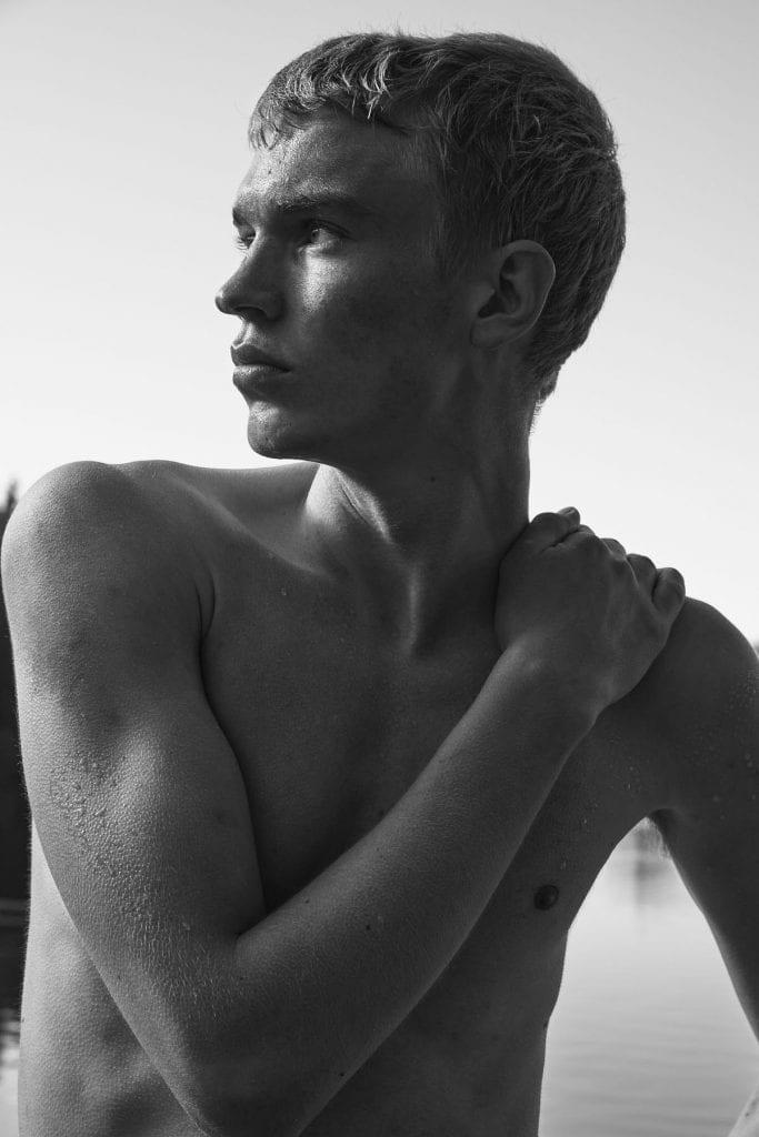 Olaf Andersen by Julio Mauricio Salas Olaf Andersen by Julio Mauricio Salas Vanity Teen Menswear & new faces magazine