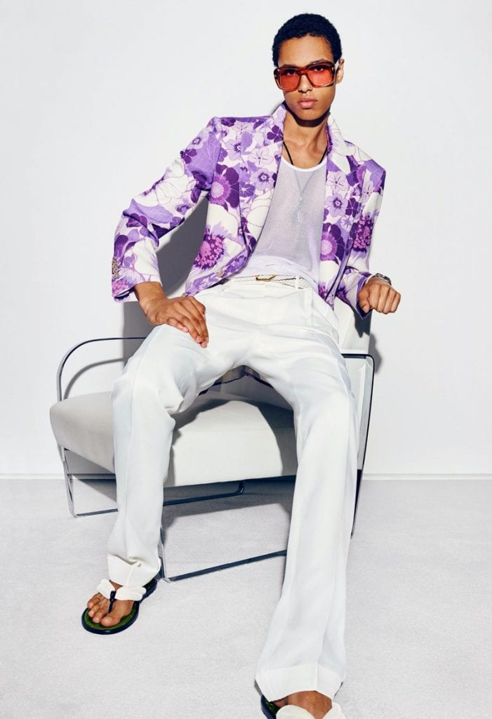 Tom Ford Spring/Summer 2021 Men's Collection Tom Ford Spring/Summer 2021 Men's Collection Vanity Teen 虚荣青年 Menswear & new faces magazine
