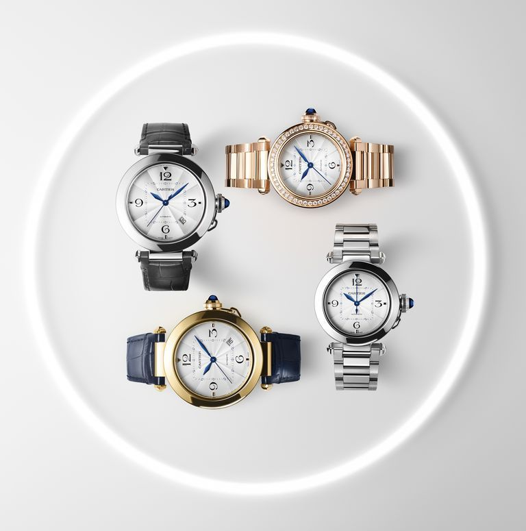 Discover Cartier's Pasha Watch Campaign Discover Cartier's Pasha Watch Campaign Vanity Teen Menswear & new faces magazine