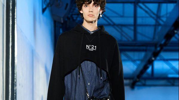 No. 21 SS21 No. 21 SS21 Vanity Teen 虚荣青年 Menswear & new faces magazine