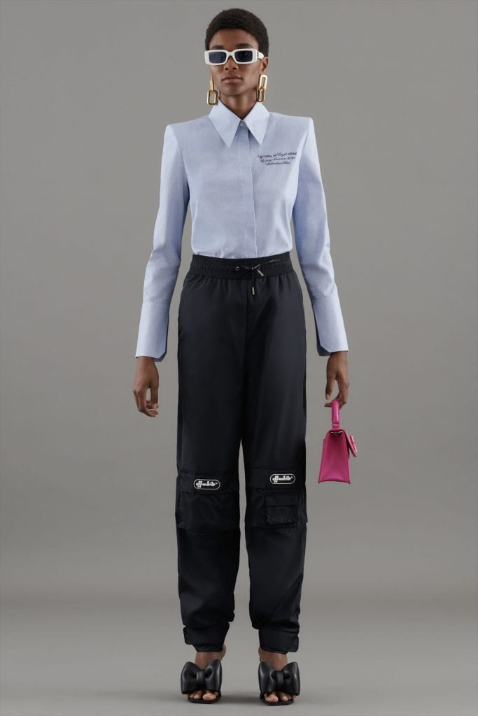"""OFF-WHITE c / o VIRGIL ABLOH ™"" Resort 21 ""OFF-WHITE c / o VIRGIL ABLOH ™"" Resort 21 Vanity Teen Menswear & new faces magazine"