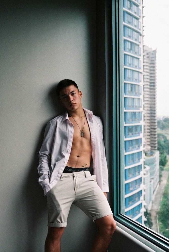 Alexander Diaz by Ira Giorgetti Alexander Diaz by Ira Giorgetti Vanity Teen 虚荣青年 Menswear & new faces magazine