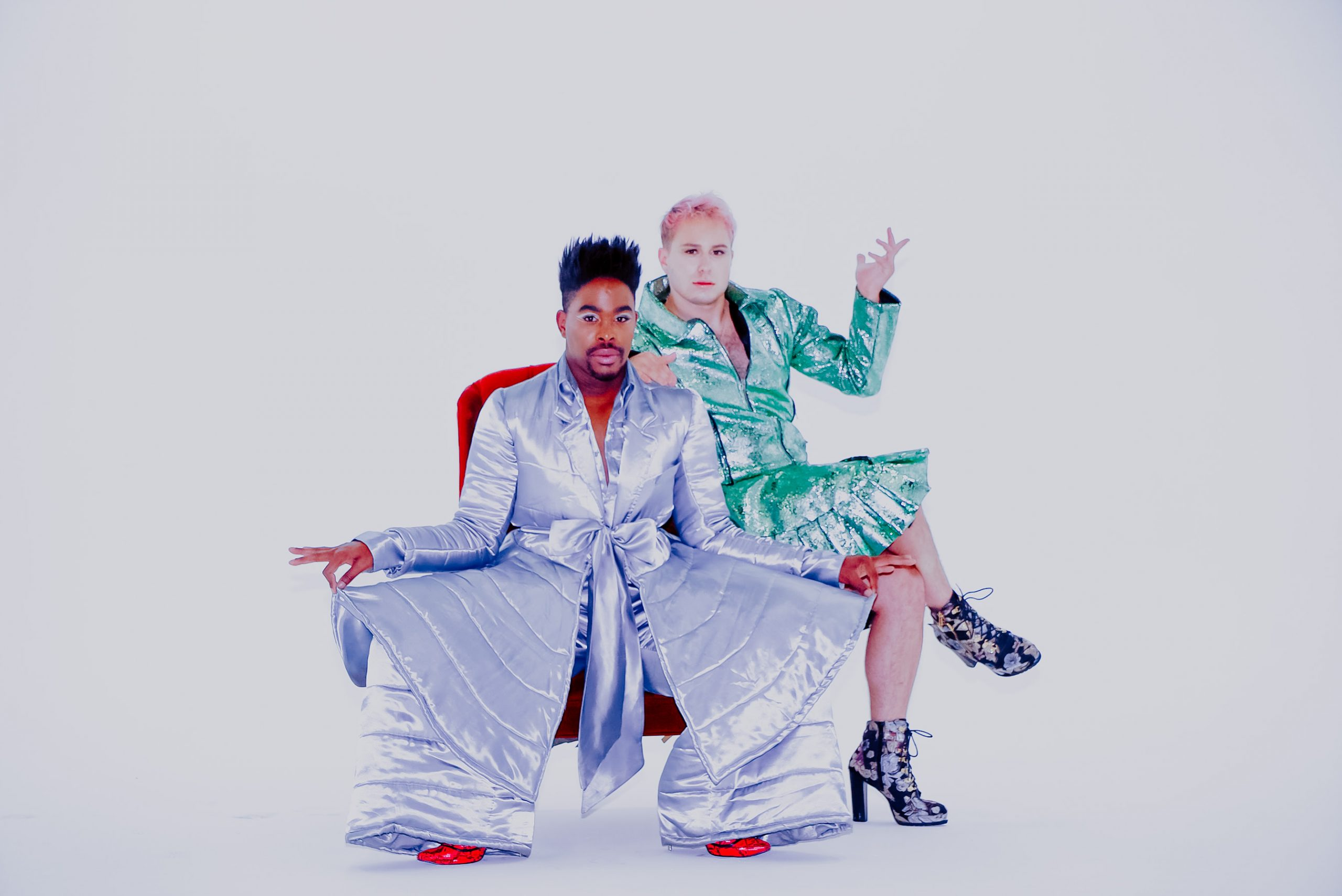 Fab The Duo – It's a 'Party For Two!' Vanity Teen x The Lonely Avocado Fab The Duo – It's a 'Party For Two!' Vanity Teen x The Lonely Avocado Vanity Teen Menswear & new faces magazine