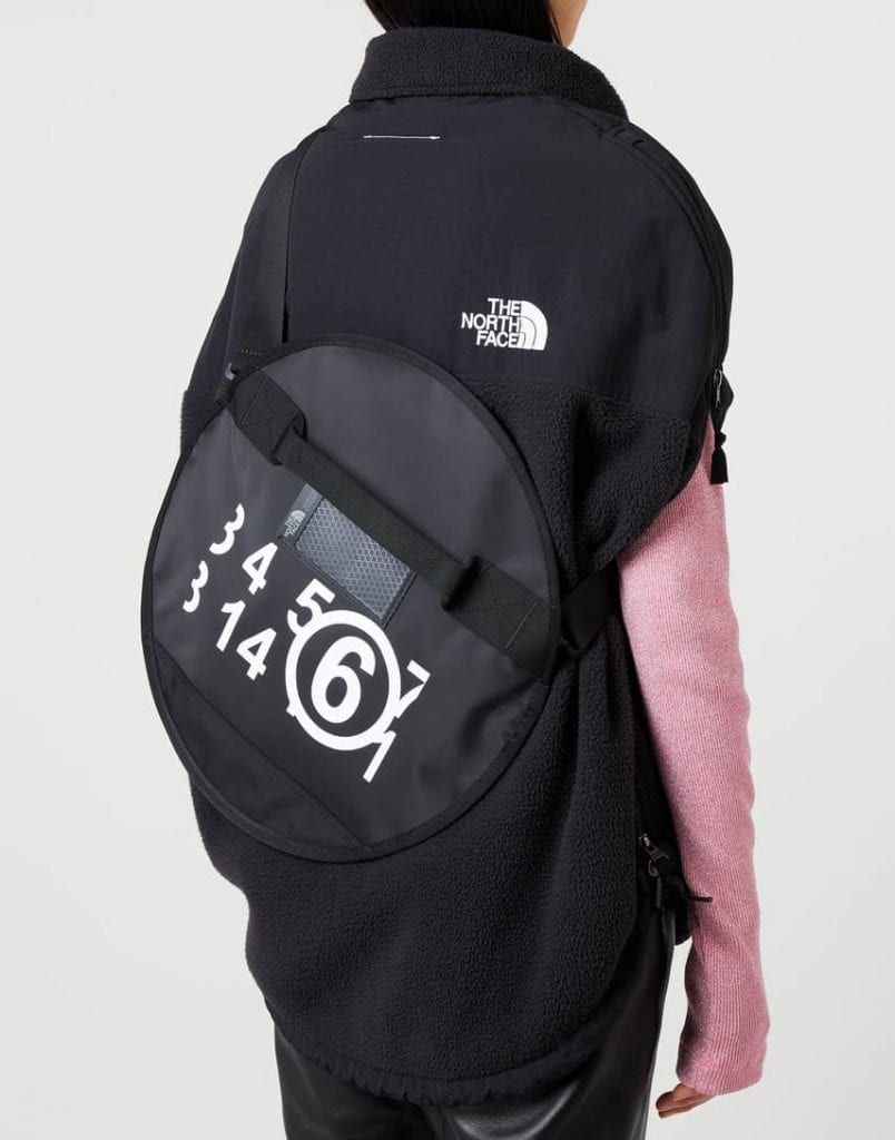 Mm6 Maison Margiela Collection with The North Face Mm6 Maison Margiela Collection with The North Face Vanity Teen 虚荣青年 Menswear & new faces magazine