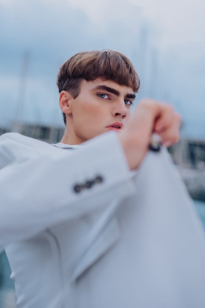 """""""Don't talk to me"""" by Silvia Tayan """"Don't talk to me"""" by Silvia Tayan Vanity Teen Menswear & new faces magazine"""
