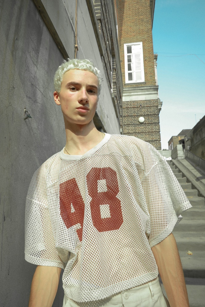 'SWEET VALLEY HIGH' by Jay Tagle 'SWEET VALLEY HIGH' by Jay Tagle Vanity Teen Menswear & new faces magazine