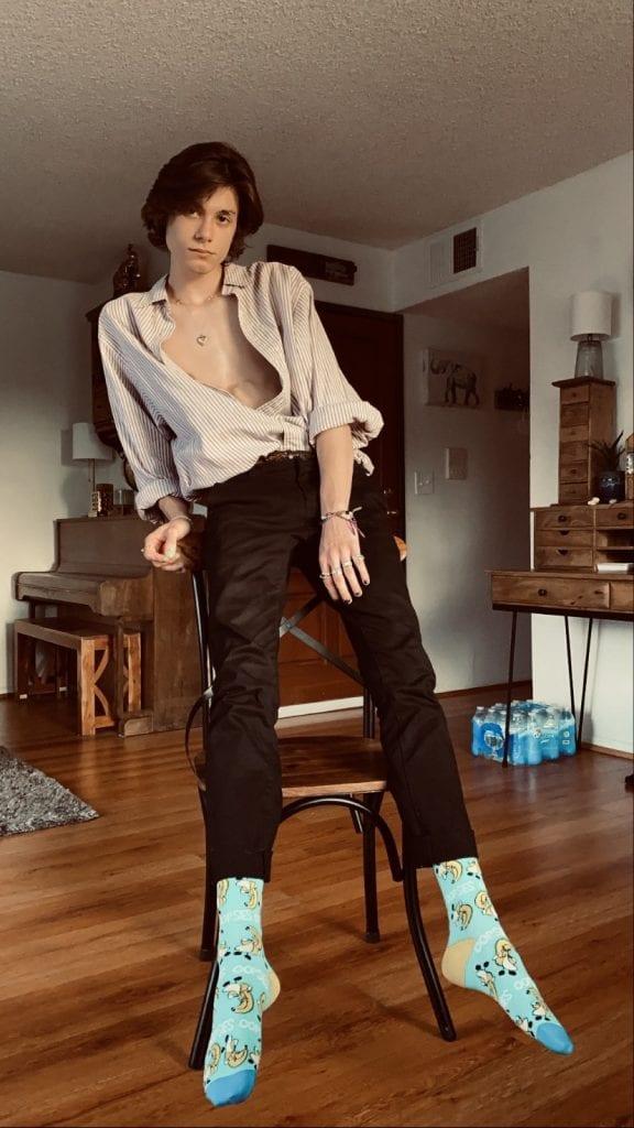 Daniel Ferrell - Vanity Teen x The Lonely Avocado Daniel Ferrell - Vanity Teen x The Lonely Avocado Vanity Teen Menswear & new faces magazine