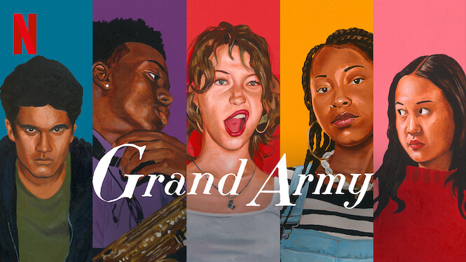 Grand Army Is A Mix Of Your Favourite Teen Dramas & People Are Here For It