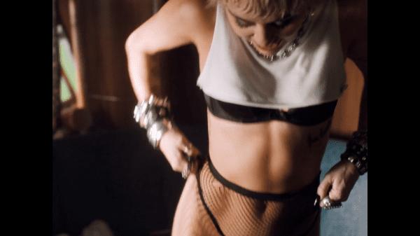 Miley Cyrus - Prisoner X Dua Lipa Miley Cyrus - Prisoner X Dua Lipa Vanity Teen Menswear & new faces magazine