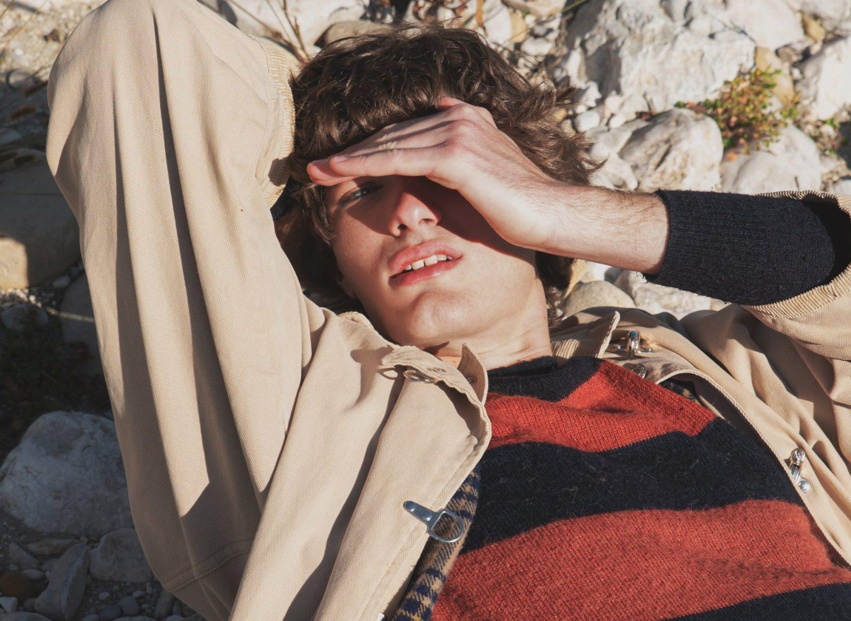 Escape for a Day by Mattia De Benedictis Escape for a Day by Mattia De Benedictis Vanity Teen Menswear & new faces magazine