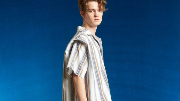 Bianca Saunders Pre-Fall 2021 Collection Bianca Saunders Pre-Fall 2021 Collection Vanity Teen Menswear & new faces magazine