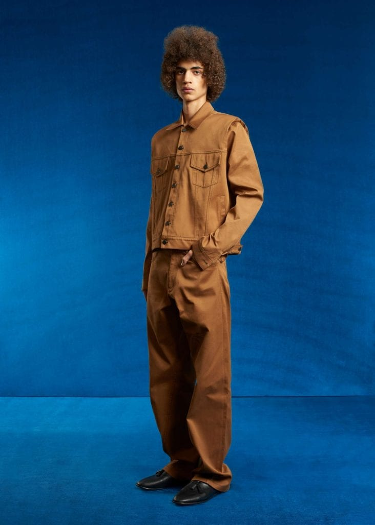 Bianca Saunders Pre-Fall 2021 Collection Bianca Saunders Pre-Fall 2021 Collection Vanity Teen 虚荣青年 Menswear & new faces magazine
