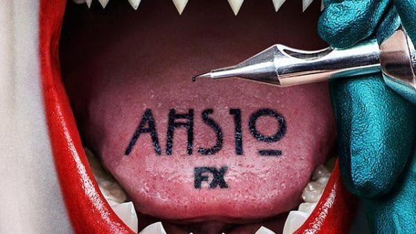 American Horror Story Released a Poster for its 10th Season and it's Sharper Than Ever American Horror Story Released a Poster for its 10th Season and it's Sharper Than Ever Vanity Teen Menswear & new faces magazine