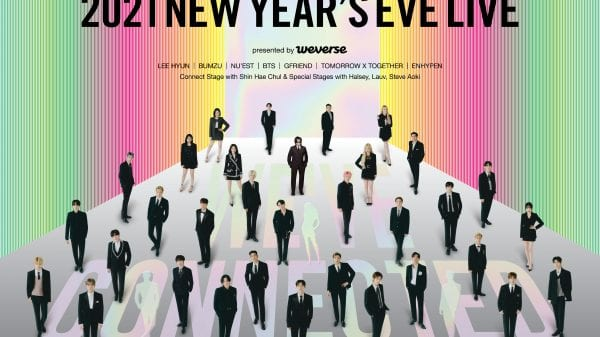 Countdown to 2021: BTS, GFriend, Nu'est, plus more to host online New Year's Eve Live concert Countdown to 2021: BTS, GFriend, Nu'est, plus more to host online New Year's Eve Live concert Vanity Teen 虚荣青年 Menswear & new faces magazine