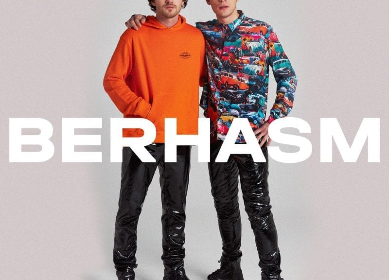 Berhasm Fall/Winter 2020 Love Is Love Collection Berhasm Fall/Winter 2020 Love Is Love Collection Vanity Teen 虚荣青年 Menswear & new faces magazine