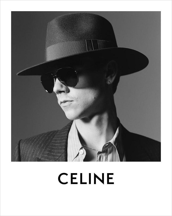 Celine Homme Portrait of an Actor Starring Thomas Brodie Sangster Celine Homme Portrait of an Actor Starring Thomas Brodie Sangster Vanity Teen 虚荣青年 Menswear & new faces magazine