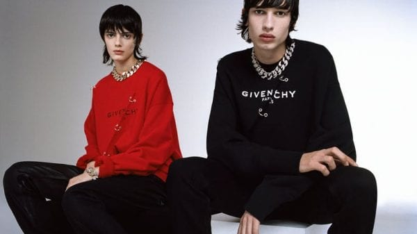 Givenchy Capsule Collection: Teaser by Matthew M. Williams Givenchy Capsule Collection: Teaser by Matthew M. Williams Vanity Teen 虚荣青年 Menswear & new faces magazine