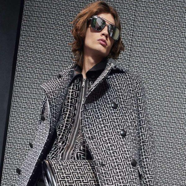 Balmain Pre-Fall 2021 Collection Balmain Pre-Fall 2021 Collection Vanity Teen 虚荣青年 Menswear & new faces magazine