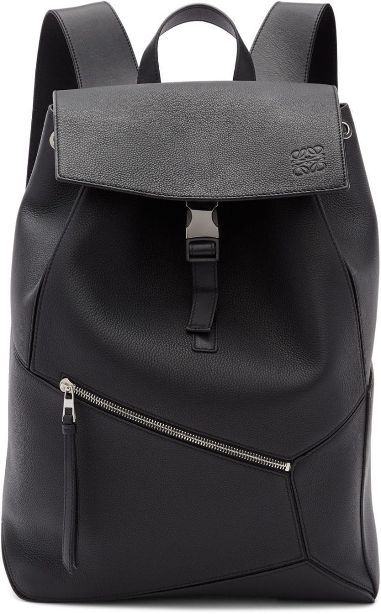 Continuing The Praise For Loewe: Puzzle Backpack Vanity ...