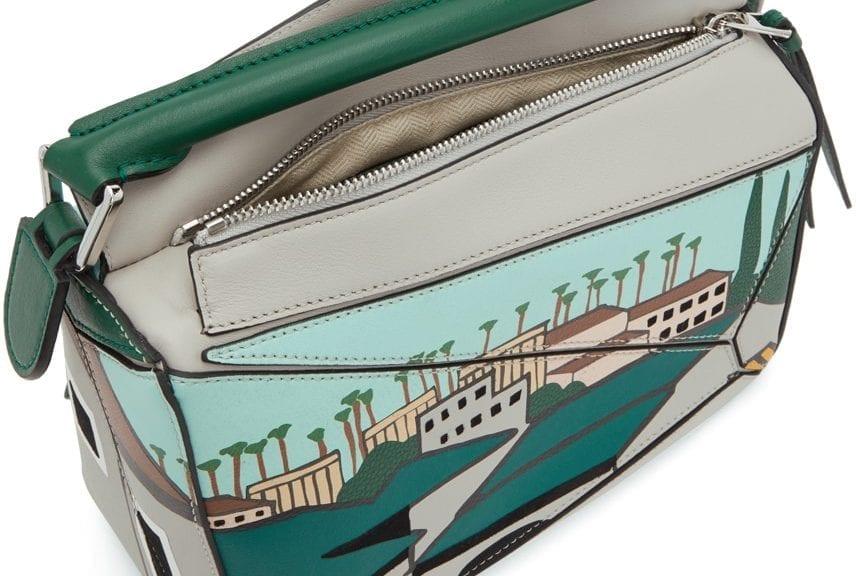As Pretty As A Fairy Tale: Loewe LA Series Puzzle Bag ...