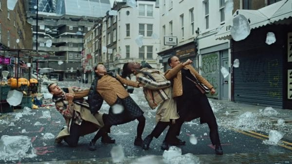 Singing in the Rain, a Positive Message from Burberry Singing in the Rain, a Positive Message from Burberry Vanity Teen 虚荣青年 Menswear & new faces magazine