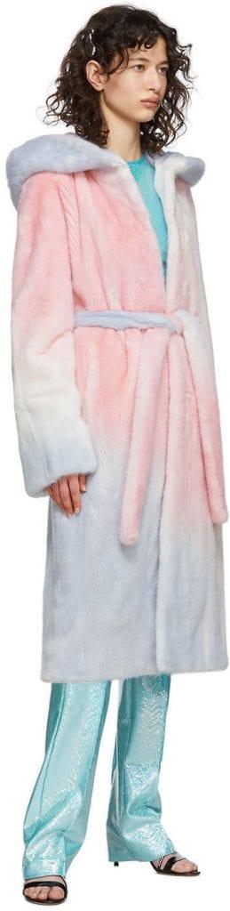 Like a Danish Cake (But Better): Saks Potts Fur Robin Coat Like a Danish Cake (But Better): Saks Potts Fur Robin Coat Vanity Teen 虚荣青年 Menswear & new faces magazine