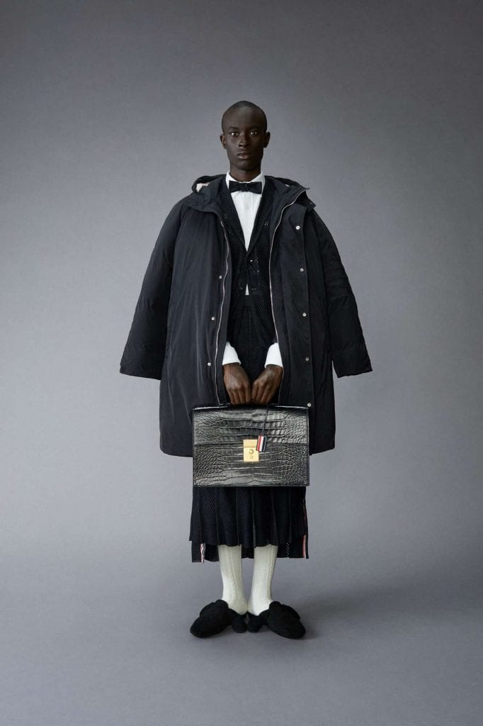 Thom Browne Pre-Fall 2021 Collection Thom Browne Pre-Fall 2021 Collection Vanity Teen 虚荣青年 Menswear & new faces magazine