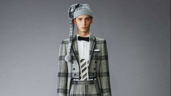 Thom Browne Pre-Fall 2021 Collection Thom Browne Pre-Fall 2021 Collection Vanity Teen Menswear & new faces magazine