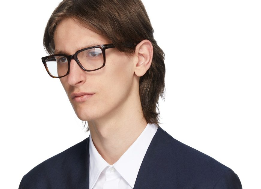 Glass for Class: Tom Ford Blue Block Glasses Glass for Class: Tom Ford Blue Block Glasses Vanity Teen 虚荣青年 Menswear & new faces magazine