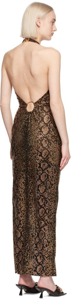 New Year Lust: Versace Python Evening Dress. New Year Lust: Versace Python Evening Dress. Vanity Teen 虚荣青年 Menswear & new faces magazine