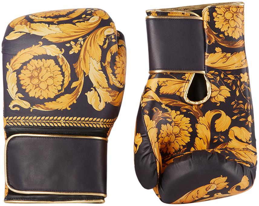 Like Cinderella Man: Versace Boxing Gloves Like Cinderella Man: Versace Boxing Gloves Vanity Teen 虚荣青年 Menswear & new faces magazine