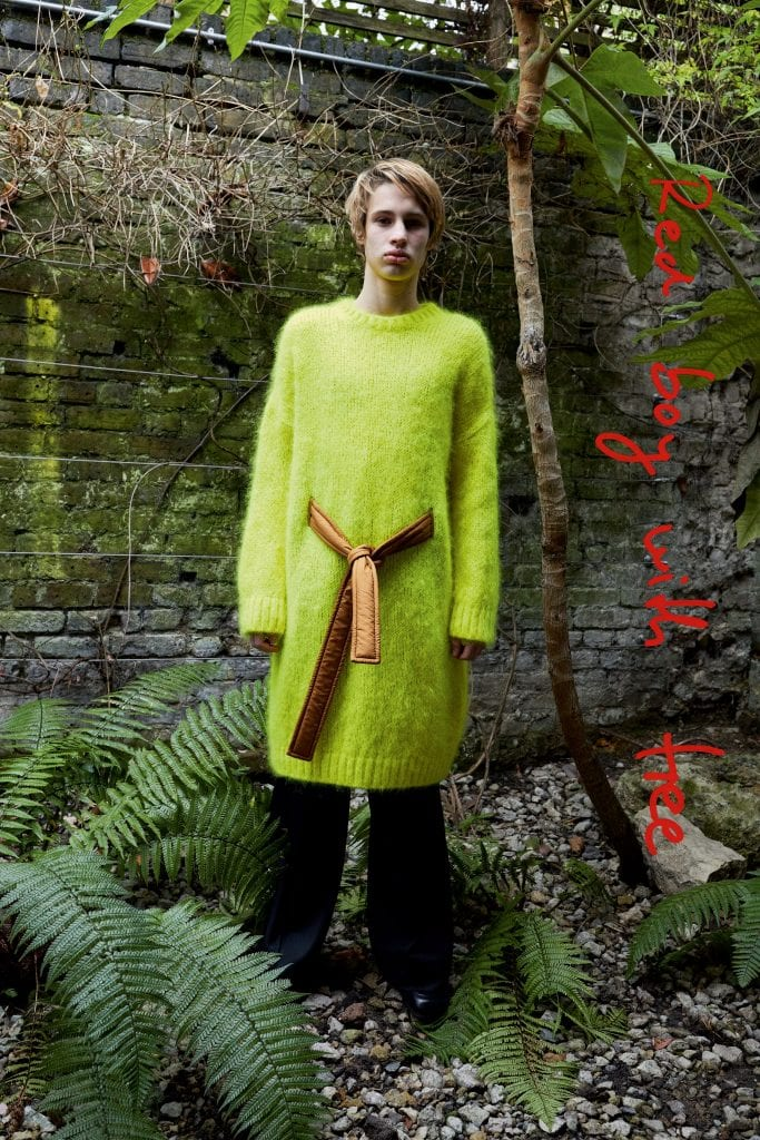 JW Anderson FW21 and Women's Pre Fall 21 JW Anderson FW21 and Women's Pre Fall 21 Vanity Teen 虚荣青年 Menswear & new faces magazine