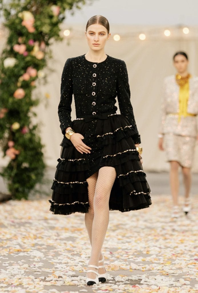 CHANEL Spring/Summer 2021 Collection CHANEL Spring/Summer 2021 Collection Vanity Teen 虚荣青年 Menswear & new faces magazine