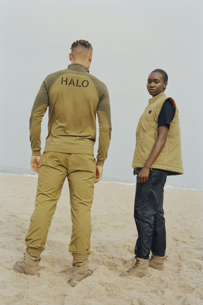 Halo Spring/Summer 2021 Collection Halo Spring/Summer 2021 Collection Vanity Teen 虚荣青年 Lifestyle & new faces magazine