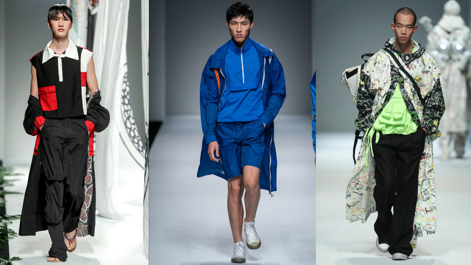 Shanghai Fashion Week Postponed To Early April Shanghai Fashion Week Postponed To Early April Vanity Teen 虚荣青年 Menswear & new faces magazine
