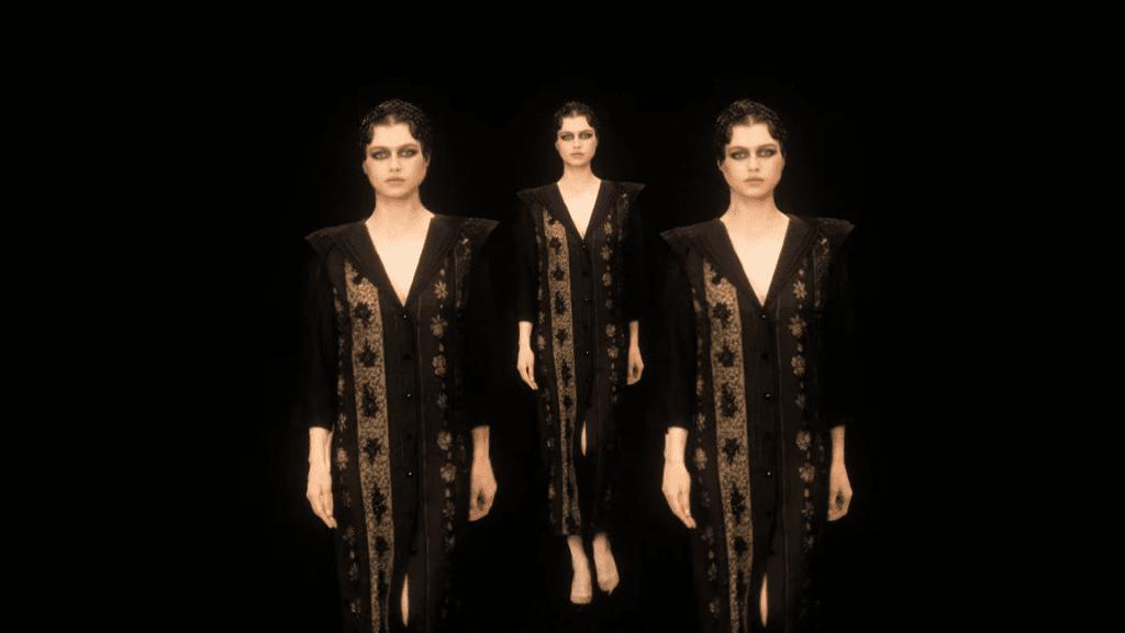 Ulyana Sergeenko Spring/Summer 2021 Collection Ulyana Sergeenko Spring/Summer 2021 Collection Vanity Teen 虚荣青年 Menswear & new faces magazine