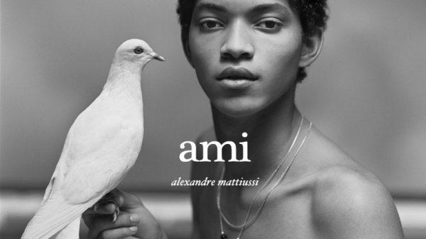 AMI Spring/Summer 2021 Campaign AMI Spring/Summer 2021 Campaign Vanity Teen 虚荣青年 Menswear & new faces magazine