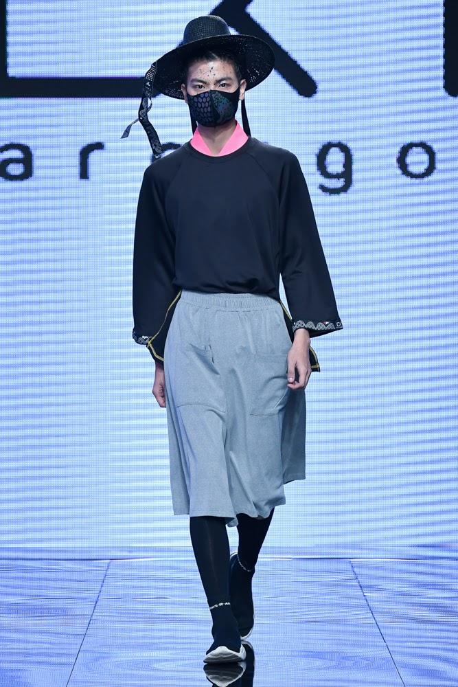 DARCYGOM Spring/Summer 2021 Collection DARCYGOM Spring/Summer 2021 Collection Vanity Teen 虚荣青年 Menswear & new faces magazine