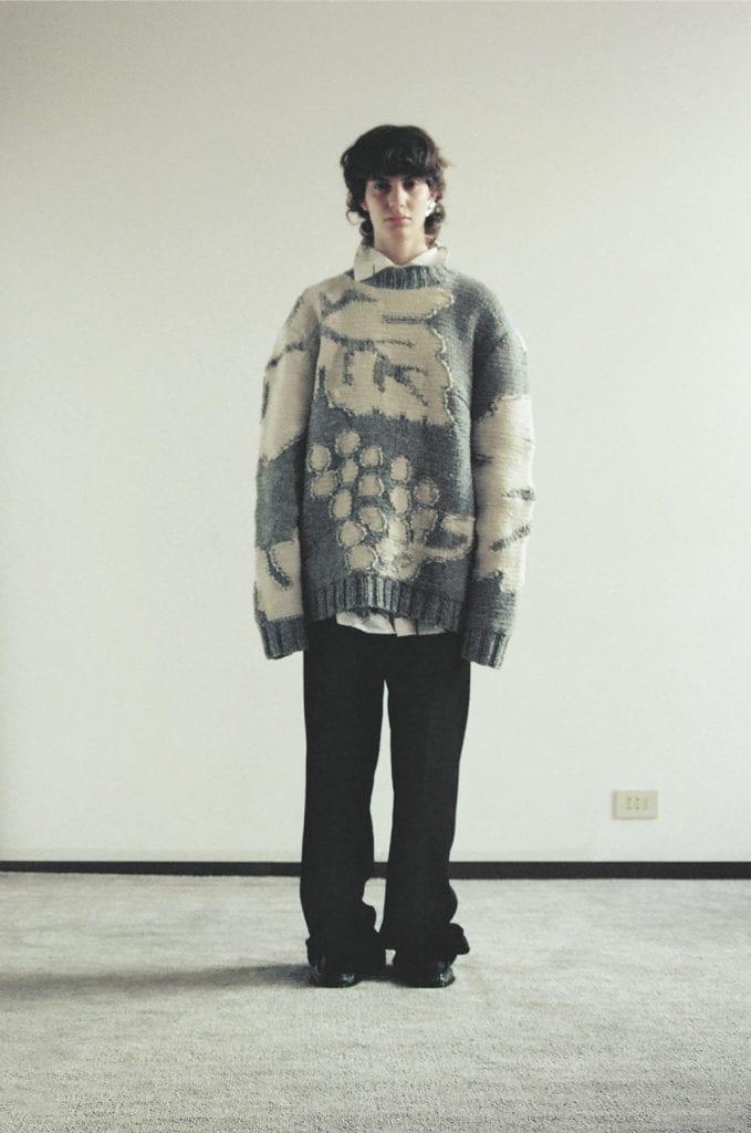 Federico Cina Fall/Winter 2021/22 Lookbook Federico Cina Fall/Winter 2021/22 Lookbook Vanity Teen 虚荣青年 Menswear & new faces magazine