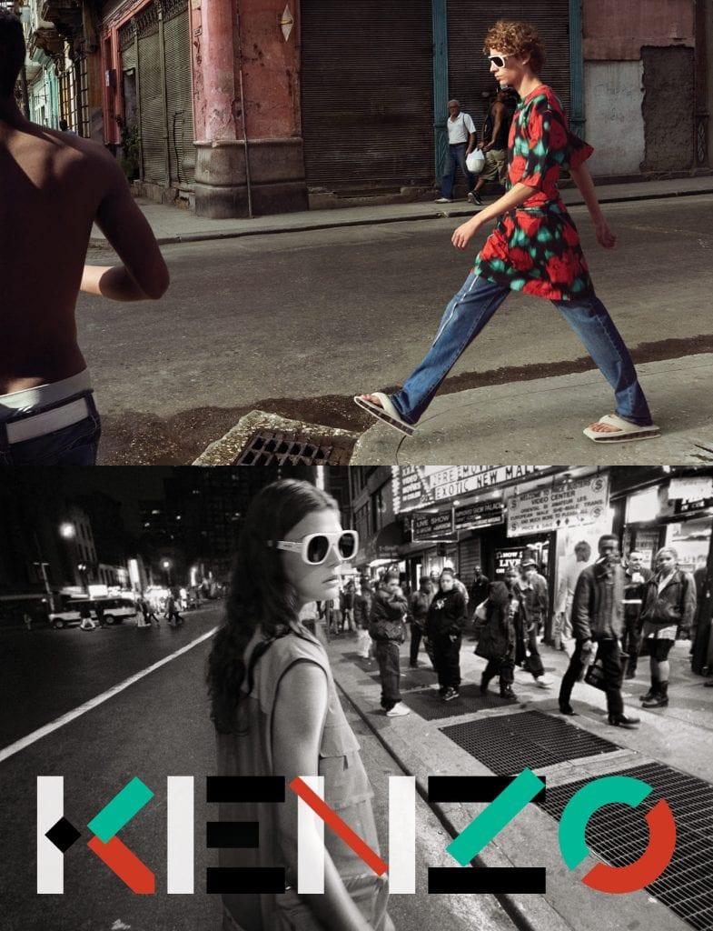 Kenzo Spring/Summer 2021 Campaign Kenzo Spring/Summer 2021 Campaign Vanity Teen 虚荣青年 Menswear & new faces magazine
